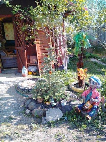 Вот такой мужичок поселился у нас на даче))) фото 3