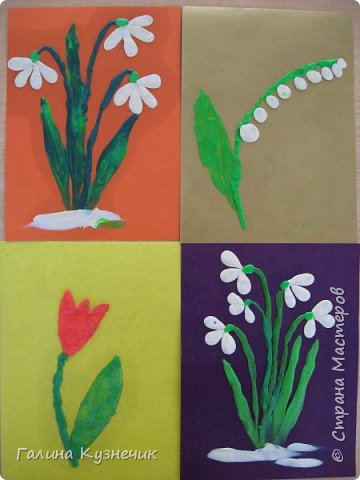 Первоцветы фото 2