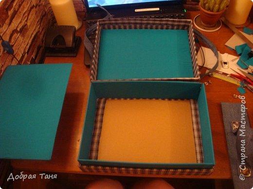 чемоданчик для сладостей из картона фото 2