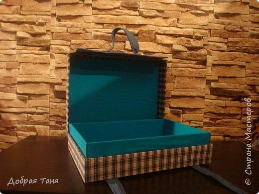 чемоданчик для сладостей из картона фото 5