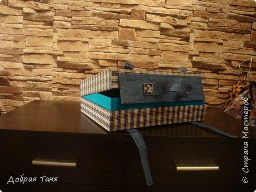 чемоданчик для сладостей из картона фото 6