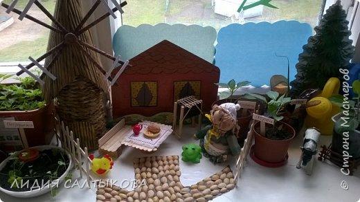 """этой весной на окошке нашей группы """"Фантазеры"""" в детском саду красовался вот такой огород."""