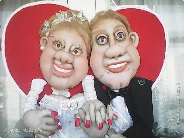 Тили-тили-тесто, жених и невеста...  фото 1