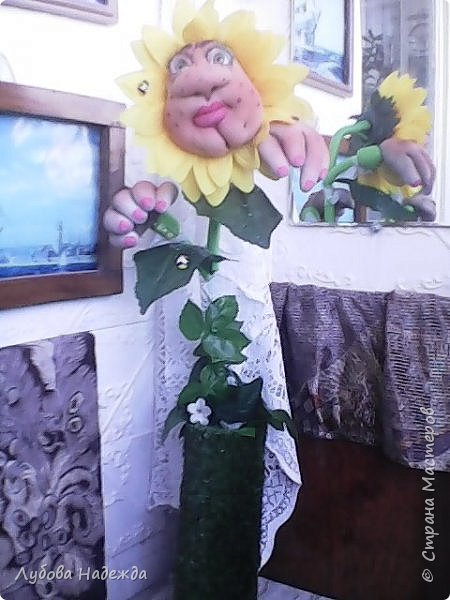 Подсолнуховая парочка фото 4