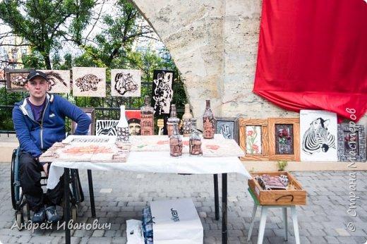 С 20 по22 мая в парке культуры и отдыха им Т Г Шевченка в г Одессе состоялся фестиваль средневековой культуры  Сторожевая Башня фото 1