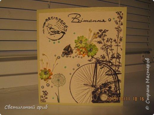 """Две картинки, """"любовь"""" и """"процветание"""" с открыткой.Любителю Японии. фото 8"""