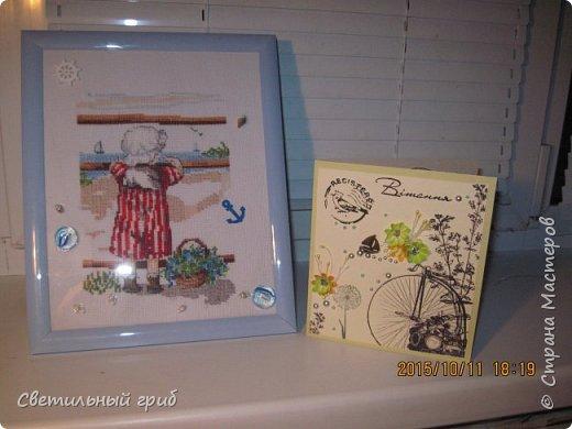 """Две картинки, """"любовь"""" и """"процветание"""" с открыткой.Любителю Японии. фото 9"""