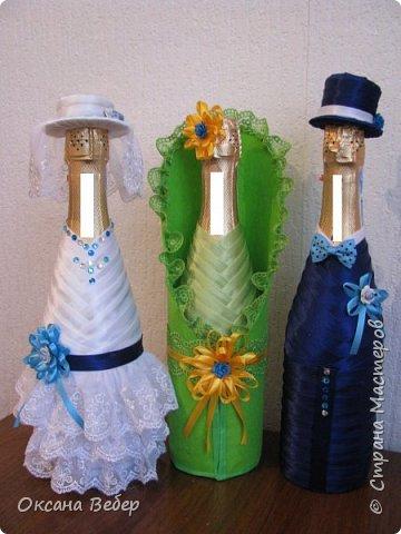еще одна свадьба в синем цвете фото 3