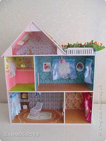 Делюсь новыми идеями декора большого домика.  фото 6