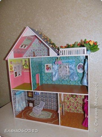 Делюсь новыми идеями декора большого домика.  фото 5