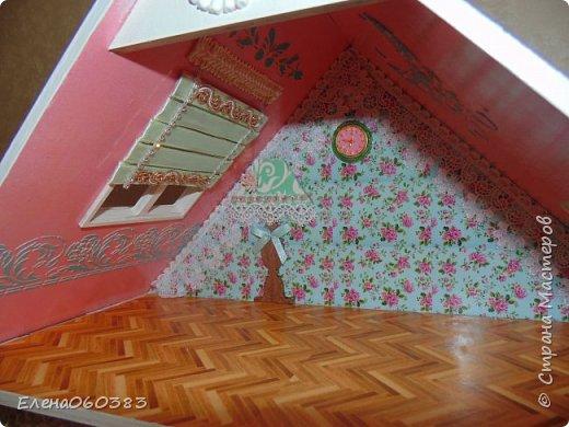 Делюсь новыми идеями декора большого домика.  фото 13