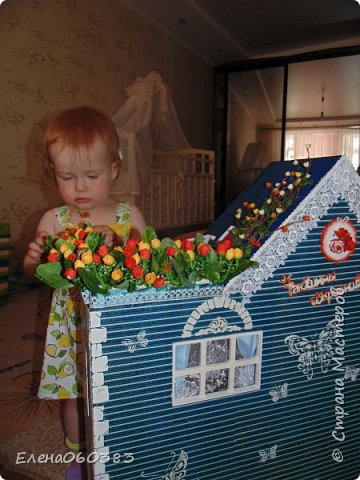 Делюсь новыми идеями декора большого домика.  фото 26