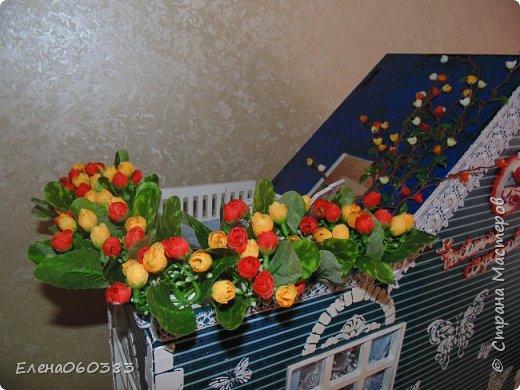 Делюсь новыми идеями декора большого домика.  фото 17