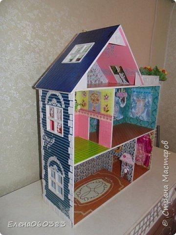 Делюсь новыми идеями декора большого домика.  фото 3