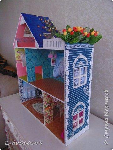 Делюсь новыми идеями декора большого домика.  фото 2