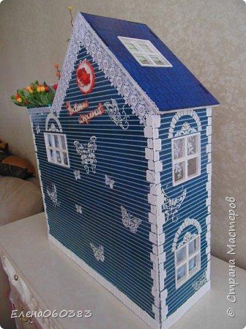 Делюсь новыми идеями декора большого домика.  фото 1