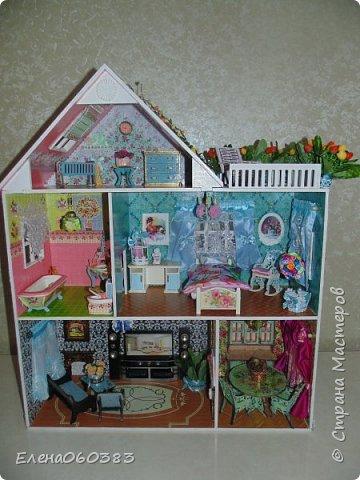 Делюсь новыми идеями декора большого домика.  фото 18