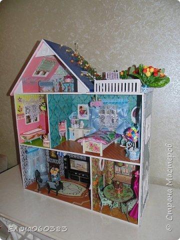 Делюсь новыми идеями декора большого домика.  фото 19