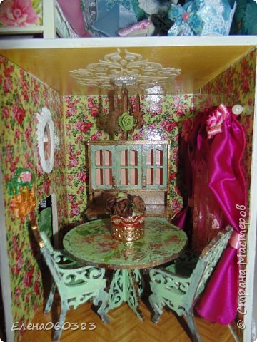 Делюсь новыми идеями декора большого домика.  фото 22