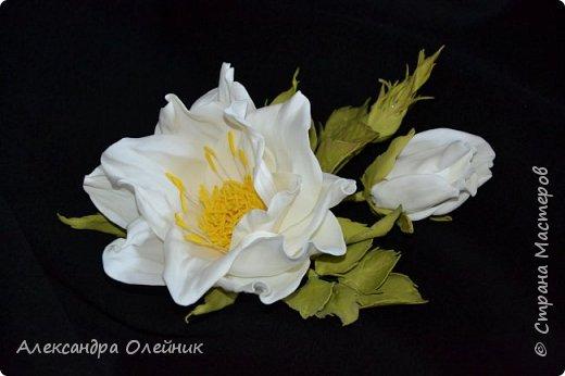 Здравствуйте уважаемые рукодельницы и гости моего блога! Заглянула я в магазин рукоделия и увидела там чудесные цветы из фоамирана и решила сотворить что нибудь подобное, а на сколько у меня это получилось решать вам! Ободочек из одуванчиков делала впервые.  фото 6
