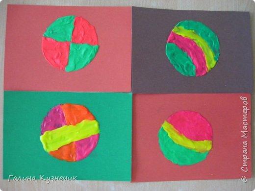 """Пирамидка. Малыши делали и запоминали цвета радуги : """"Каждый охотник желает знать, где сидит фазан"""". фото 4"""