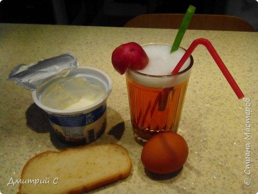 Овощной витаминный коктейль