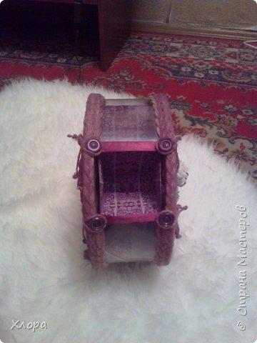 Такое вот панно с элементами джутовой филиграни подарила на День учителя любимой снохе. фото 16