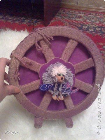 Такое вот панно с элементами джутовой филиграни подарила на День учителя любимой снохе. фото 14