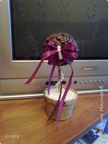 Такое вот панно с элементами джутовой филиграни подарила на День учителя любимой снохе. фото 22
