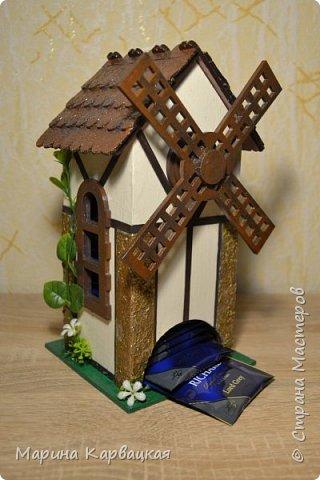 Этот домик был сделан для очень хорошего человечка, у которого был день варенья! фото 1