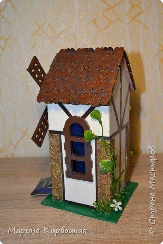 Этот домик был сделан для очень хорошего человечка, у которого был день варенья! фото 2