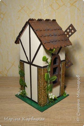Этот домик был сделан для очень хорошего человечка, у которого был день варенья! фото 3