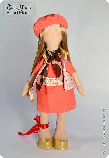 Имя куколка получила в честь двух подруг Натальи и Елены. Сделана на заказ в подарок)  Елене от Натальи) фото 3