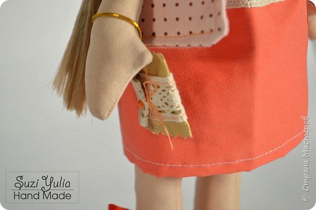 Имя куколка получила в честь двух подруг Натальи и Елены. Сделана на заказ в подарок)  Елене от Натальи) фото 4
