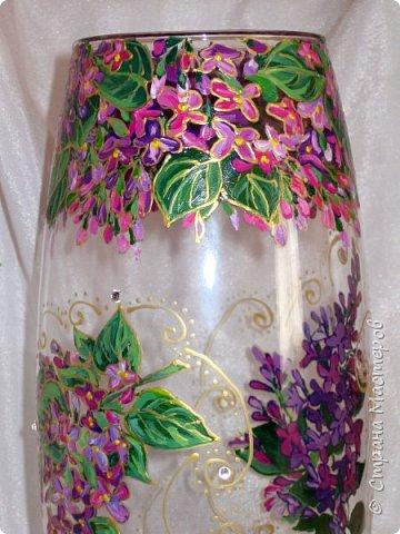 Вот такая ваза нарисовалась по поводу дня рождения хорошей знакомой. фото 4
