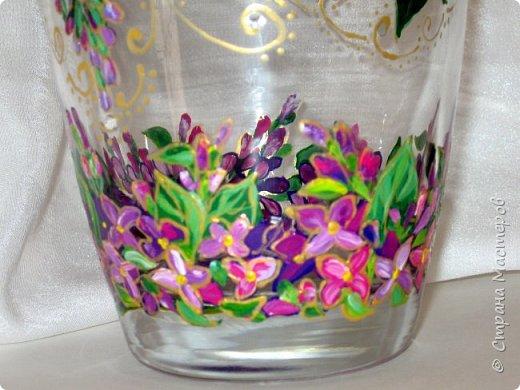 Вот такая ваза нарисовалась по поводу дня рождения хорошей знакомой. фото 5