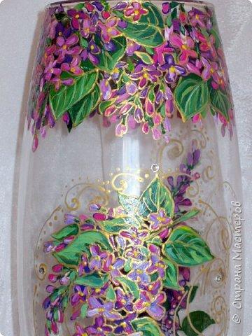 Вот такая ваза нарисовалась по поводу дня рождения хорошей знакомой. фото 8