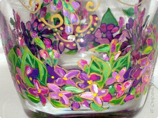 Вот такая ваза нарисовалась по поводу дня рождения хорошей знакомой. фото 10