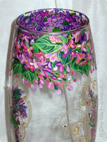 Вот такая ваза нарисовалась по поводу дня рождения хорошей знакомой. фото 11