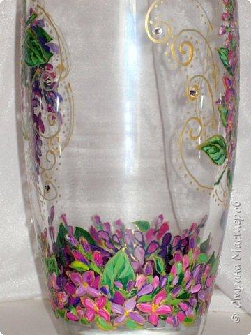 Вот такая ваза нарисовалась по поводу дня рождения хорошей знакомой. фото 13