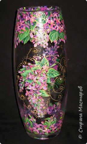 Вот такая ваза нарисовалась по поводу дня рождения хорошей знакомой. фото 16