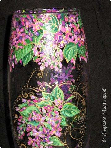 Вот такая ваза нарисовалась по поводу дня рождения хорошей знакомой. фото 19