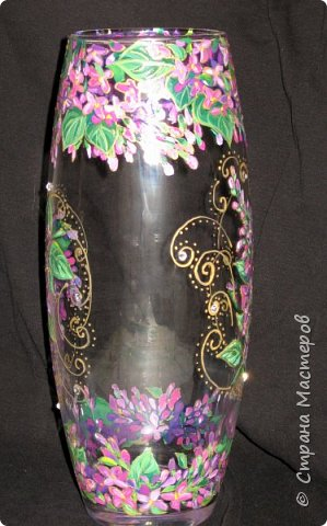 Вот такая ваза нарисовалась по поводу дня рождения хорошей знакомой. фото 18
