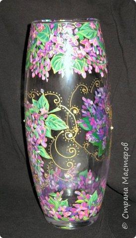 Вот такая ваза нарисовалась по поводу дня рождения хорошей знакомой. фото 17