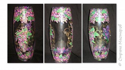 Вот такая ваза нарисовалась по поводу дня рождения хорошей знакомой. фото 15