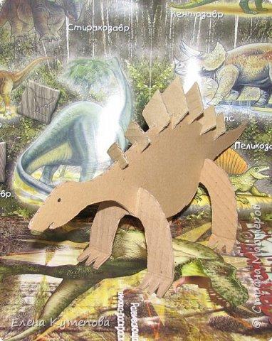 В конце каждого учебного года мы с детьми отправляемся в путешествие, были в Африке на сафари, в Италии в пиццерии, а сегодня было путешествие в мезозойскую эру, эру динозавров. фото 11
