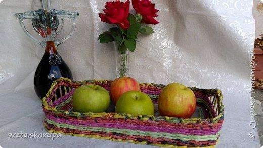 Поднос  для фруктов фото 1