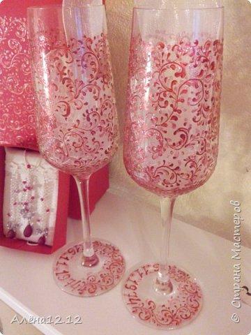 Вот такая красота получилась в подарок родителям на рубиновую свадьбу фото 2