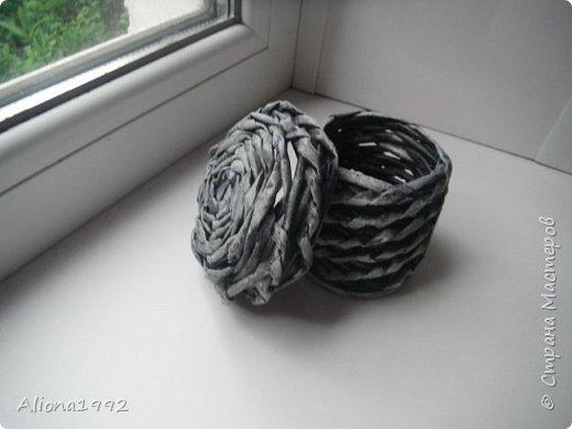 Мини-шкатулка с первой пробой крышечки. фото 4