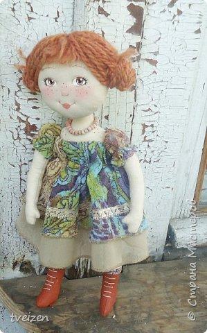 Рыженькая девочка фото 2